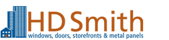 HD Smith - Windows, Doors, Storefronts, Metal Panels (logo)
